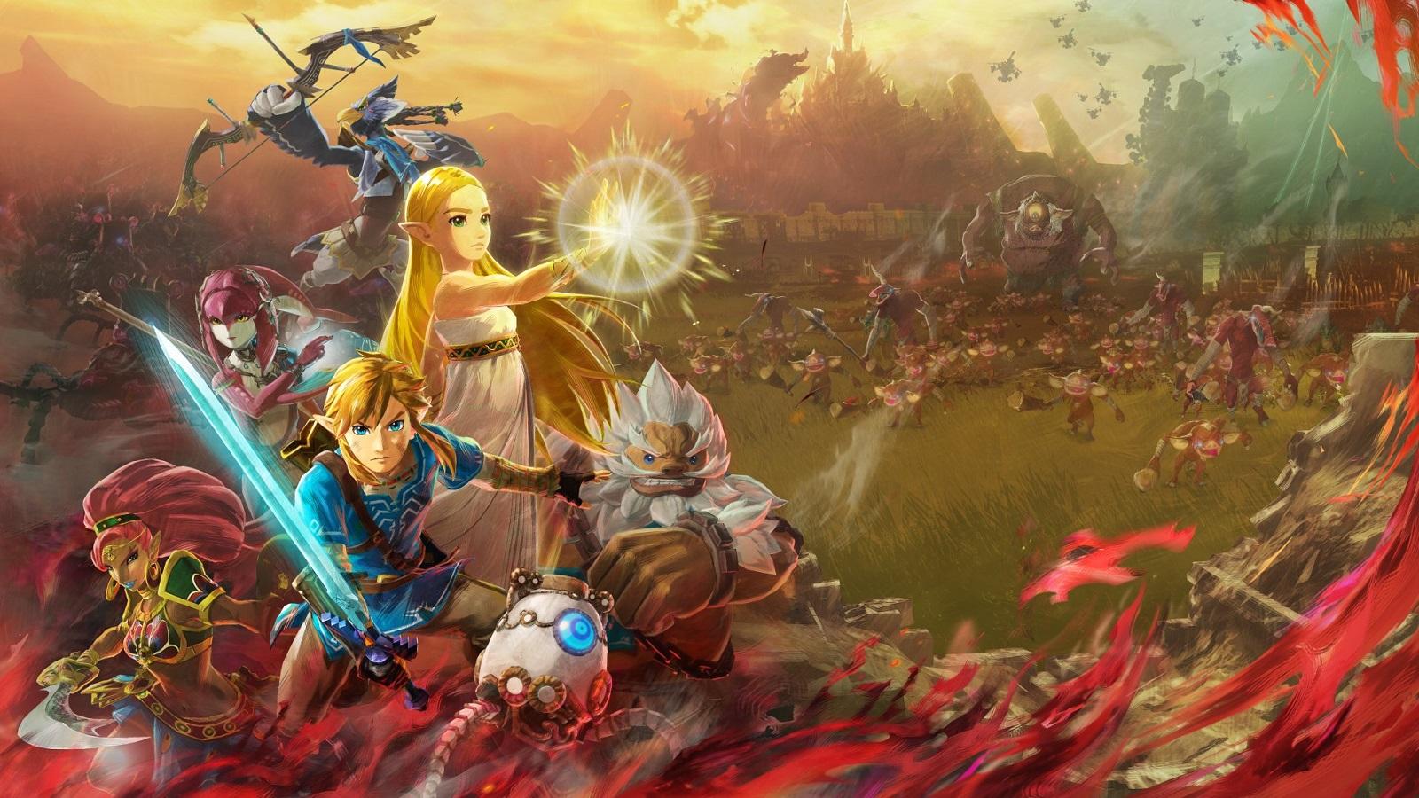 Nintendo обновила данные о продажах игр для Switch, включая Animal Crossing: New Horizons и Hyrule Warriors: Age of Calamity