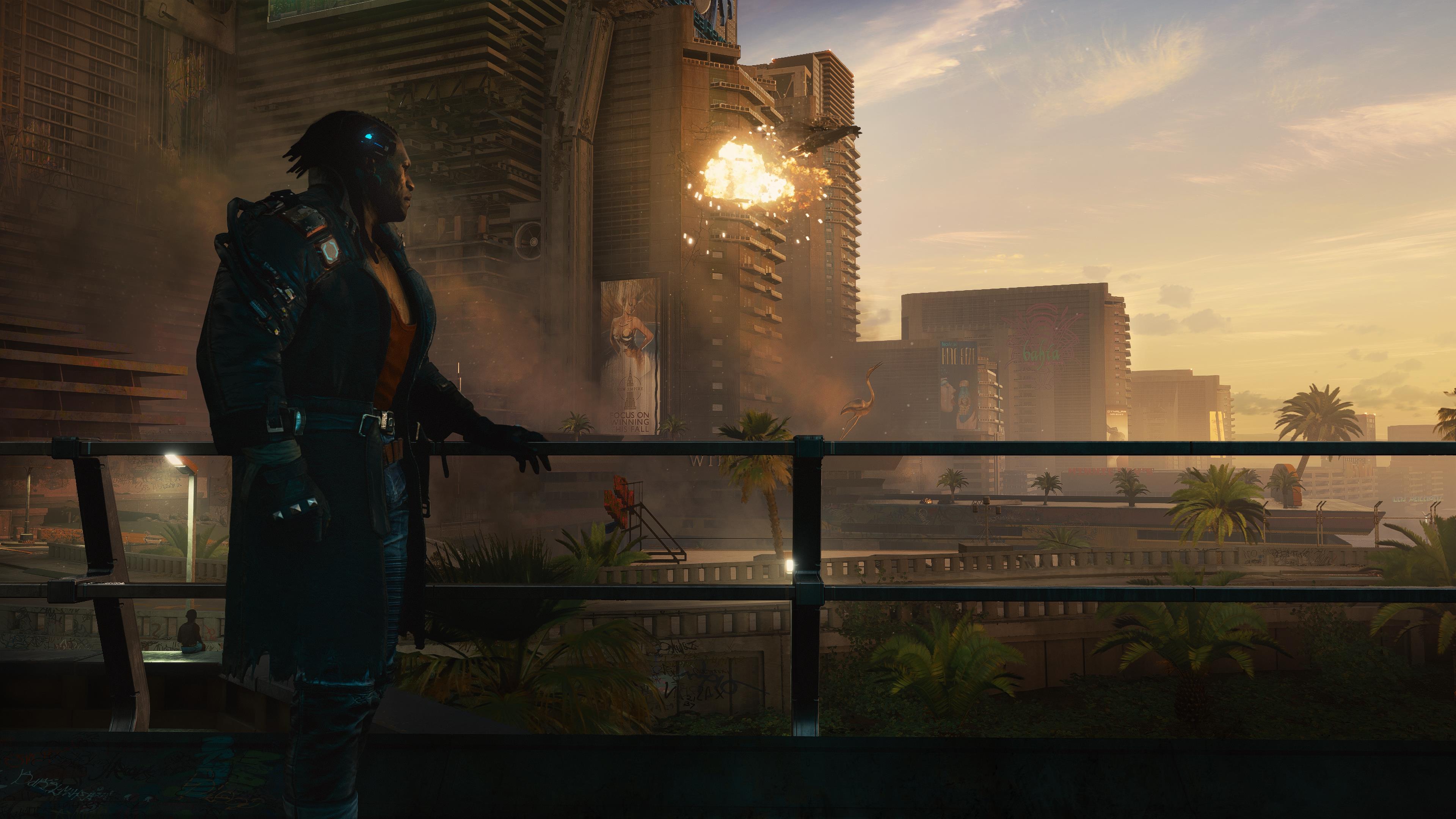Фанаты взялись за дело: для Cyberpunk 2077 вышел мод, который добавляет 120 новых заданий