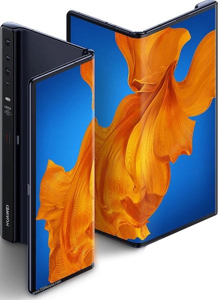 Huawei представит складной смартфон Mate X2 в конце этого месяца