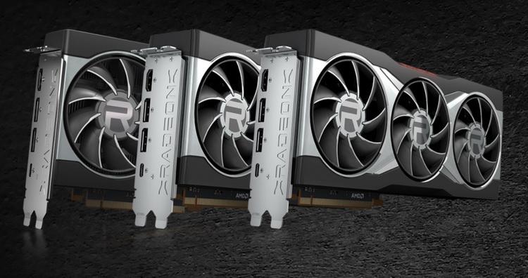 AMD продолжит выпускать эталонные Radeon RX 6000 как минимум до конца марта, но карт всё равно на всех не хватит