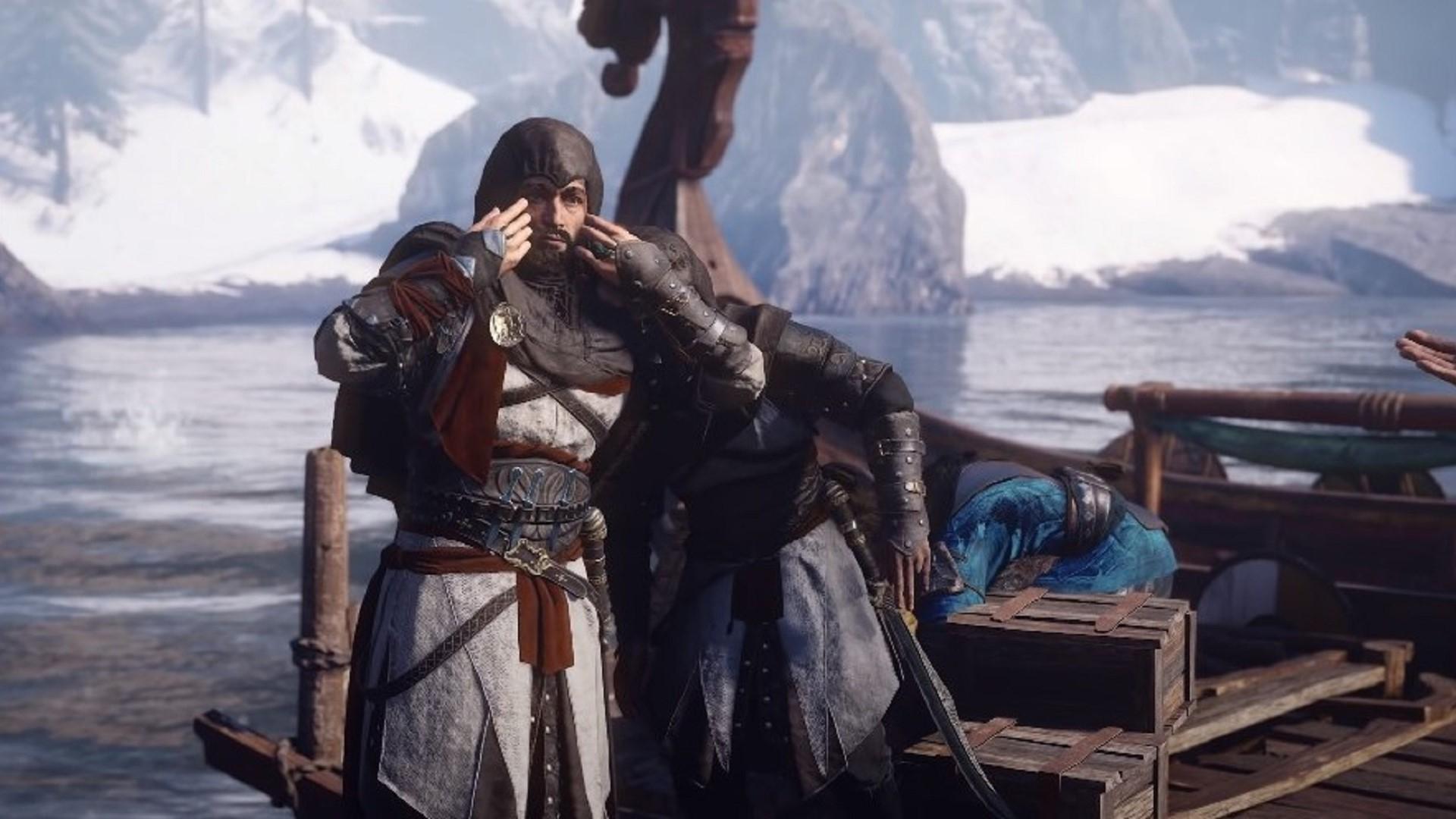 Нарративный директор Assassin's Creed Valhalla рассказал, как разработчики придумывают отсылки к прошлым играм серии