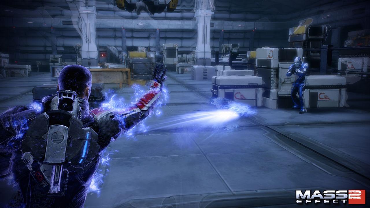 BioWare планировала выпустить ответвление Mass Effect с наемником а-ля Хан Соло в главной роли