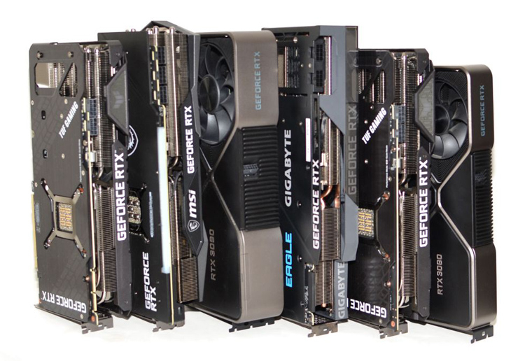 Редкий зверь: видеокарты NVIDIA GeForce RTX 30-й серии только сейчас заняли больше 1 % в статистике Steam
