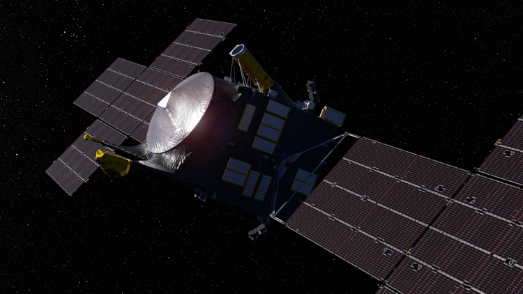 Проект «Психея» по изучению астероида стоимостью $10 квинтиллионов перешёл в ключевую фазу