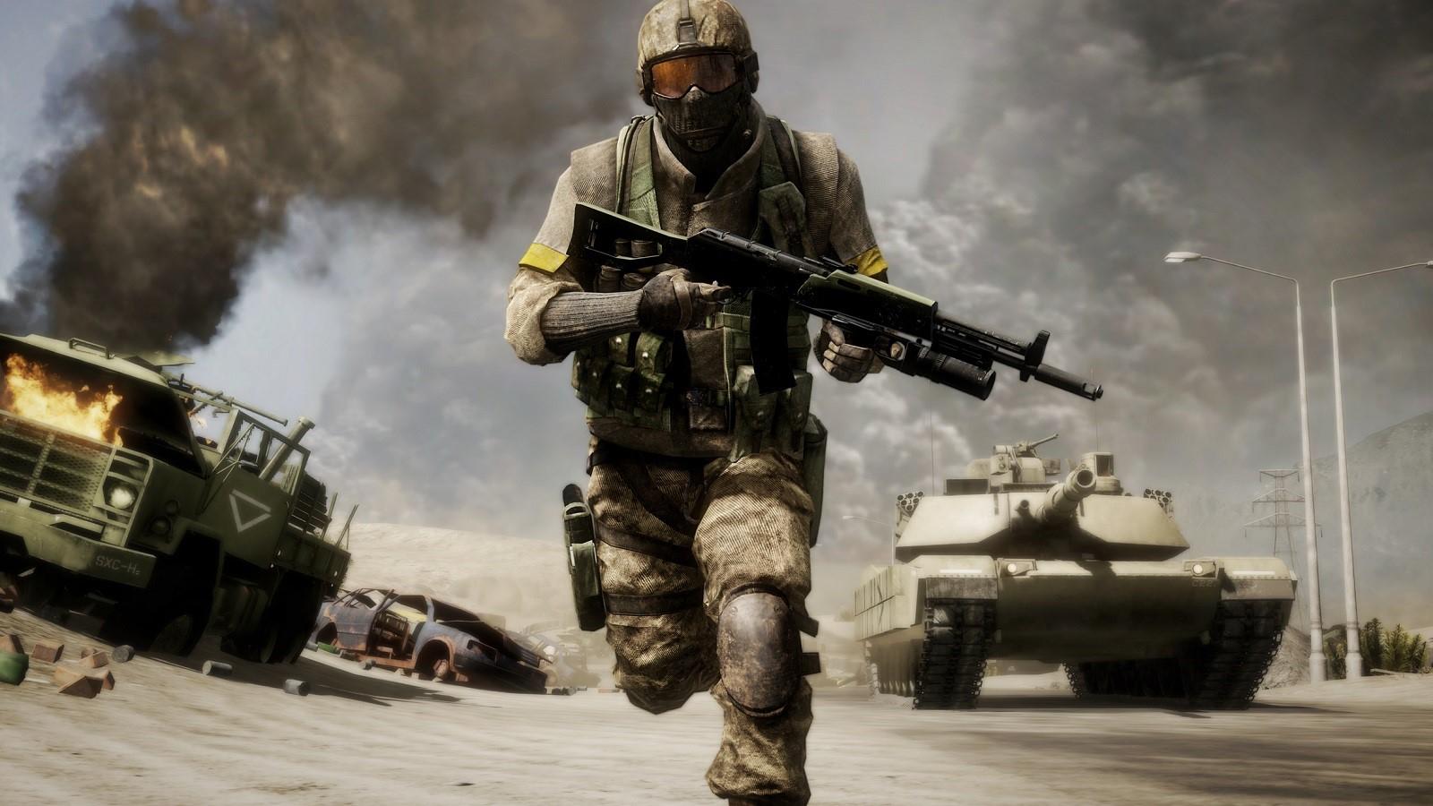 Слухи: EA свернула разработку ремастеров обеих Battlefield: Bad Company и не спешит делать третью часть