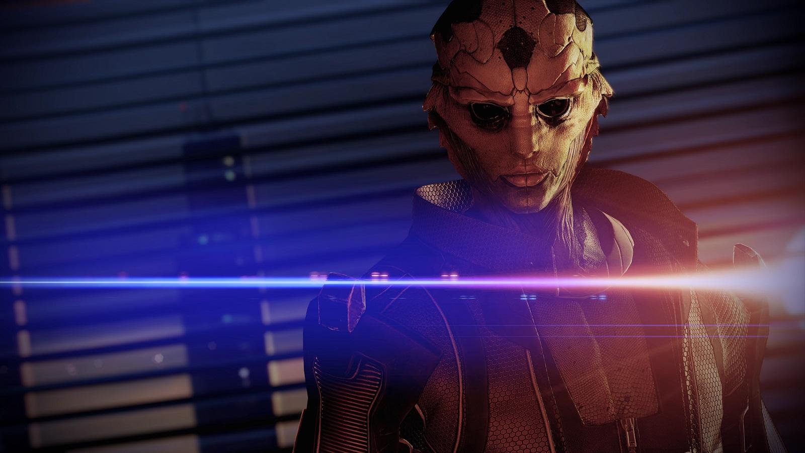 Видео: блогер показал разницу между Mass Effect Legendary Edition и оригинальной трилогией