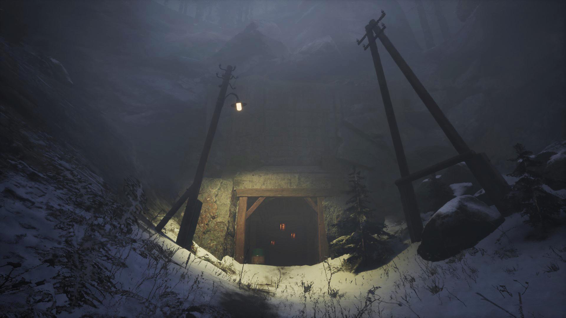 Expedition Zero — атмосферный ужастик с элементами выживания про советского учёного, застрявшего в Сибири