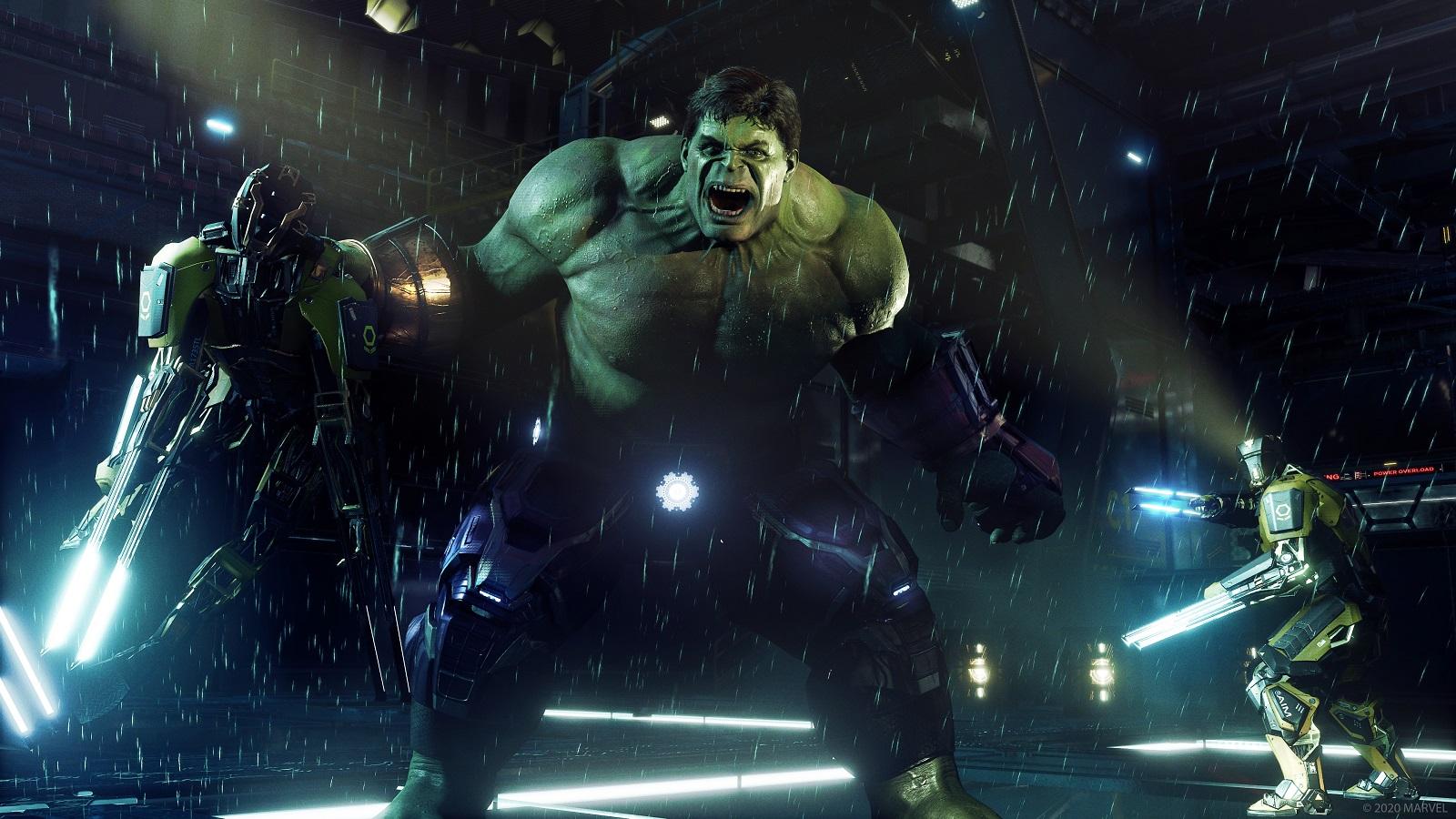 Утечка: версия Marvel's Avengers для PS5 поступит в продажу 16 февраля