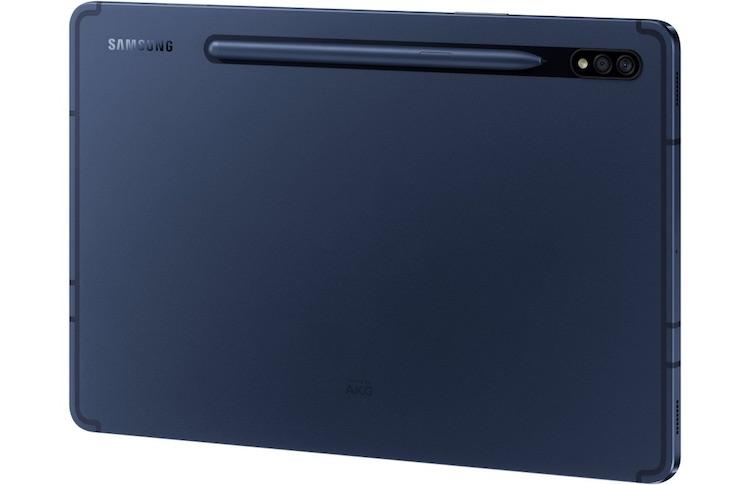 Samsung выпустит новые версии флагманских планшетов Galaxy Tab S7 и S7+ — новый цвет и накопитель на 512 Гбайт