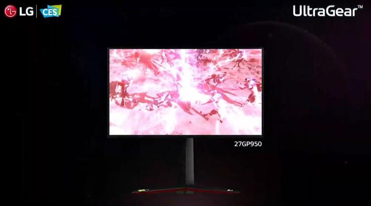 Первый 4К-монитор LG с интерфейсом HDMI 2.1 выйдет в апреле