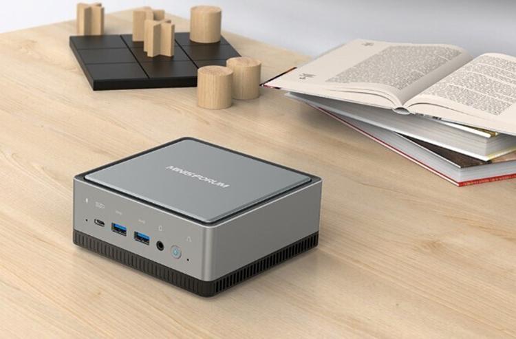 Новые сверхкомпактные компьютеры MINISFORUM оснащены чипом Intel Core и стоят от $599