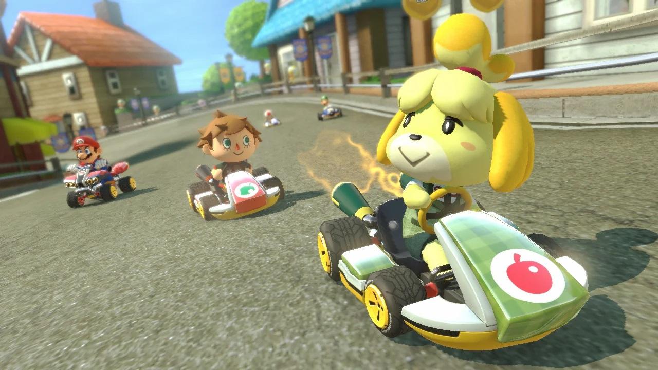 Британские чарты: Animal Crossing удержалась на вершине в четвёртый раз за год