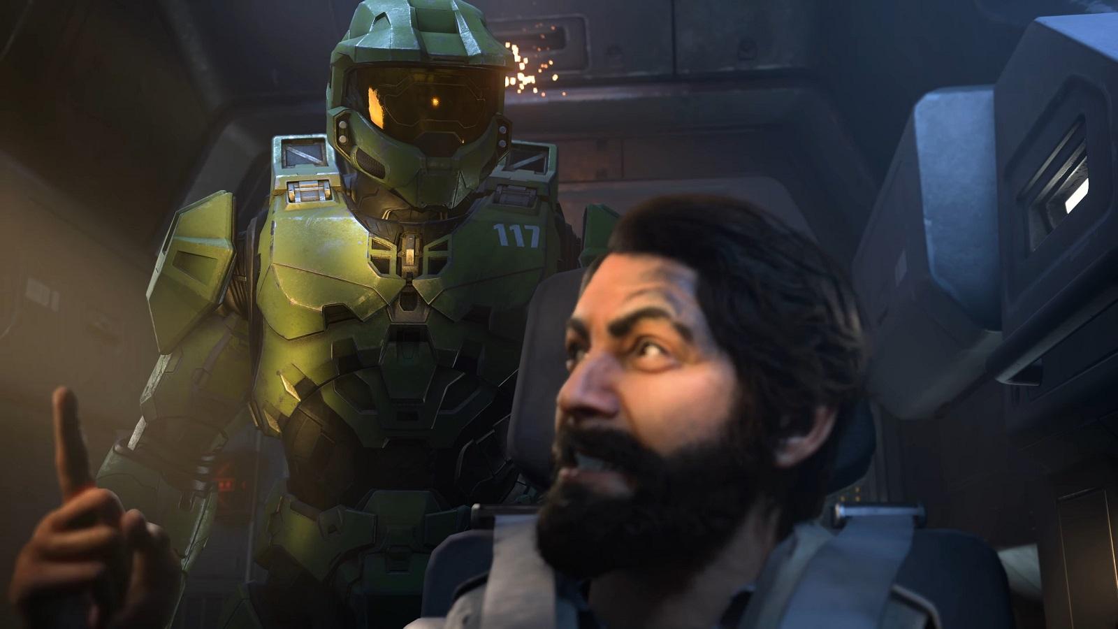 Microsoft объявила набор в команду новой игры во вселенной Halo от 343 Industries