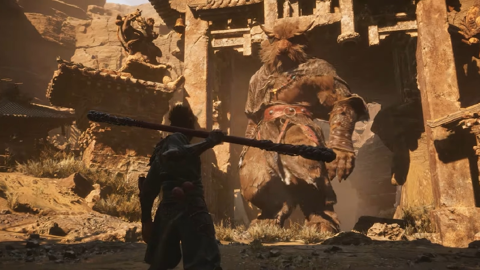 Силён как бык: создатели Black Myth: Wu Kong отметили предстоящий китайский Новый год свежим геймплейным трейлером