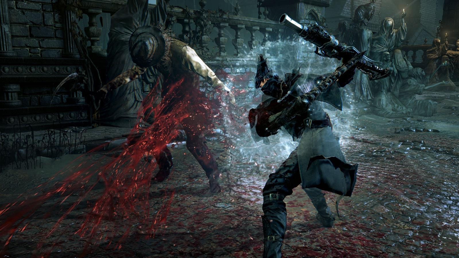 Моддер выпустил обещанный патч, который добавляет в Bloodborne поддержку 60 кадров/с