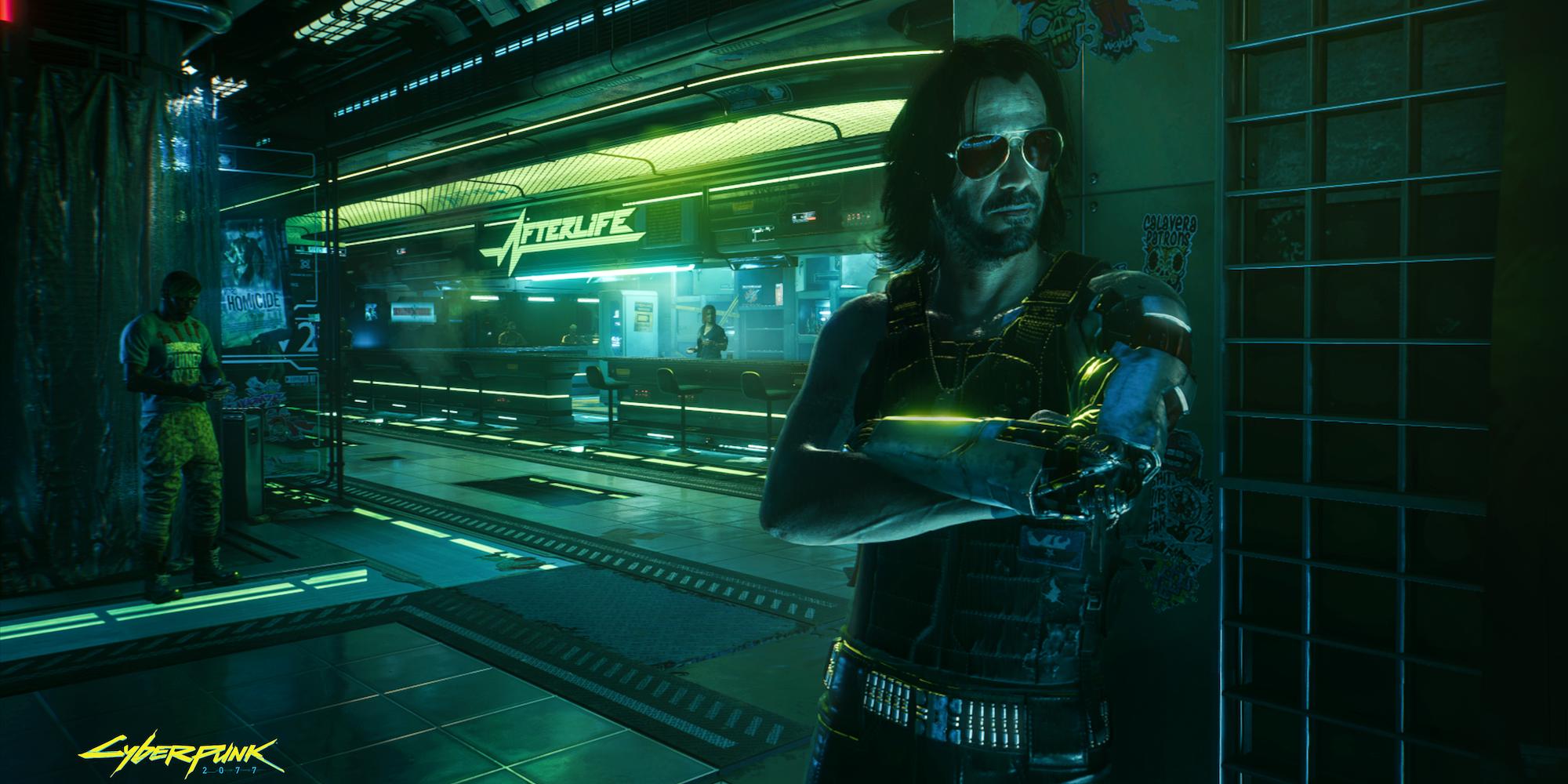 В GTA Online появился свой Джонни Сильверхенд — с багами и фирменными фразами