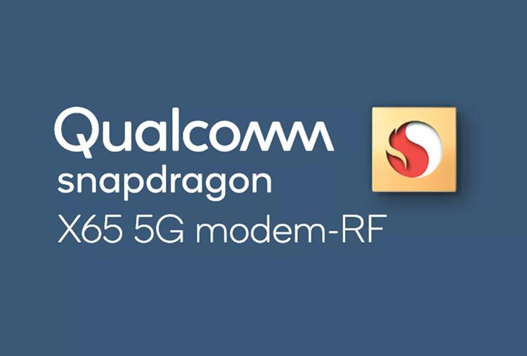 Qualcomm представила 5G-модем нового поколения Snapdragon X65 со скоростью до 10 Гбит/с