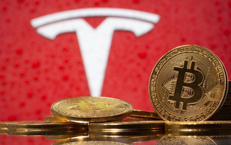 О вложениях Tesla в биткоин было известно ещё в январе, и этим можно было воспользоваться