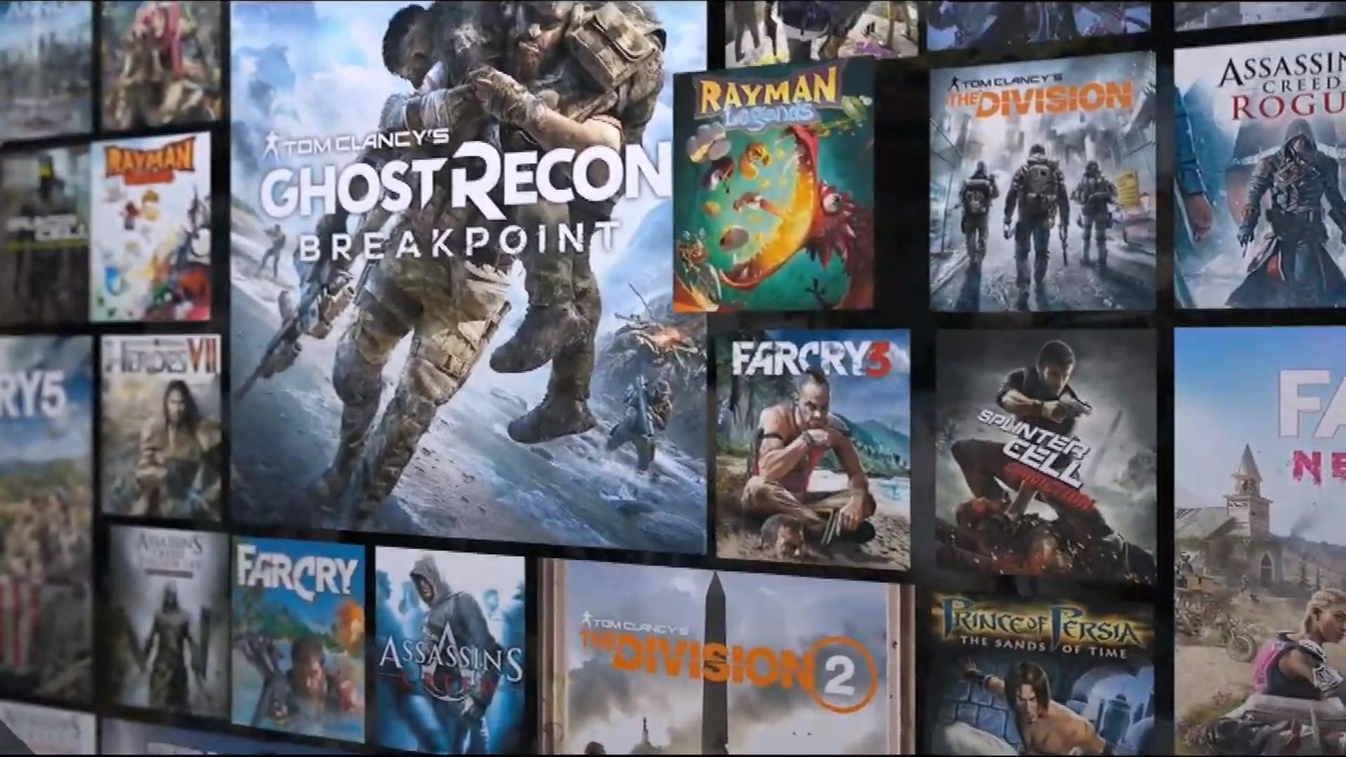 Ubisoft планирует выпускать больше условно-бесплатных игр, но и про ААА-проекты не забудет
