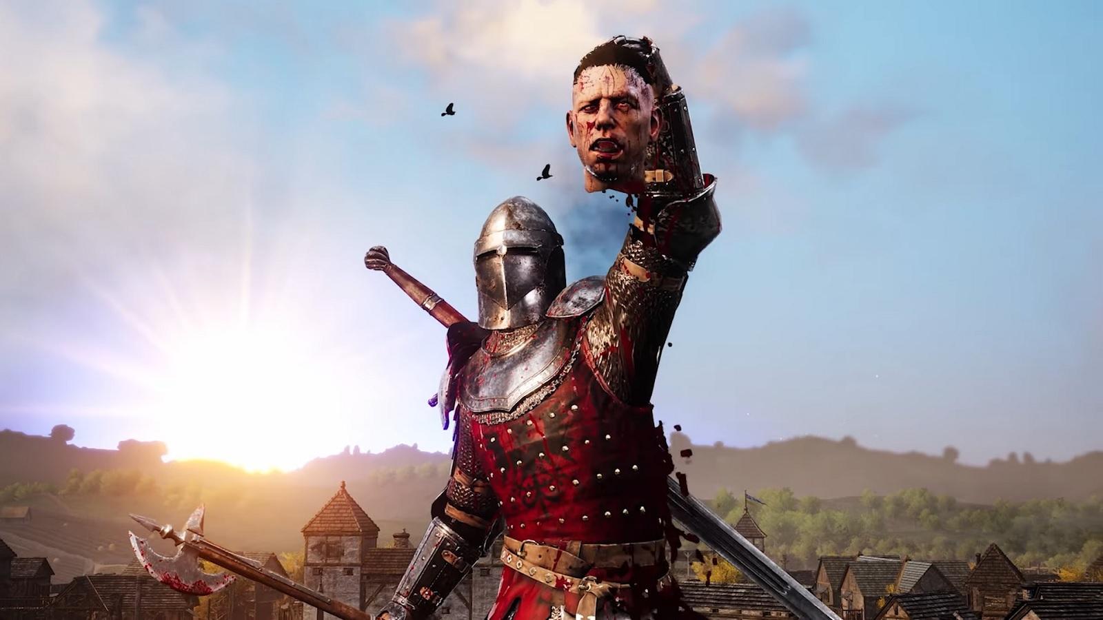 Разработчики средневекового сетевого экшена Chivalry 2 определились с датой выхода — 8 июня
