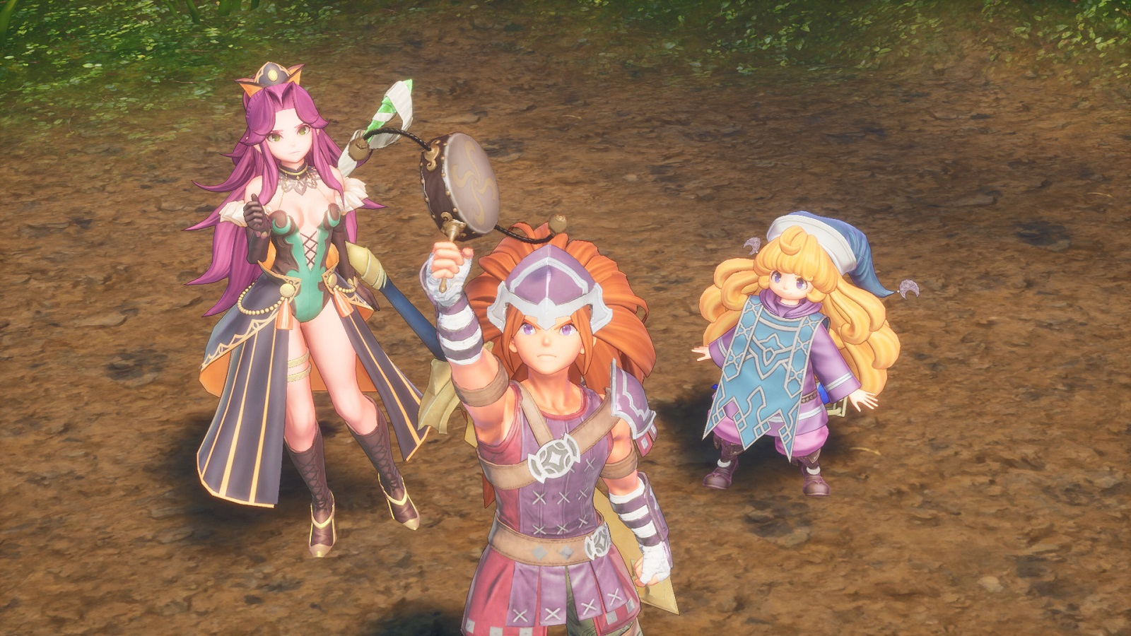 Разработчики Trials of Mana отметили достижение ремейком 1 млн проданных копий торжественной иллюстрацией