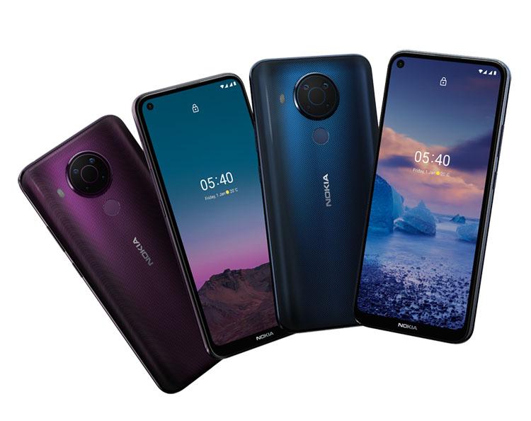 [Предложение к 23 февраля] Новый смартфон Nokia 5.4