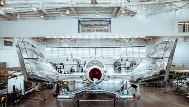 Virgin Galactic отложила испытания космического корабля SpaceShipTwo