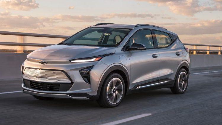 Электромобиль Chevrolet Bolt после обновления потерял в цене, но не увеличил запас хода