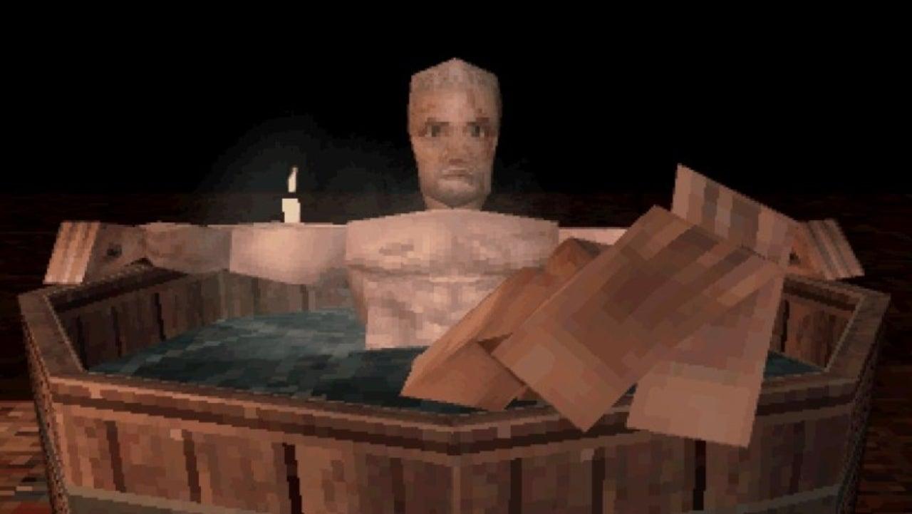Видео: энтузиаст показал, как выглядит The Witcher 3: Wild Hunt в качестве игры для PS1