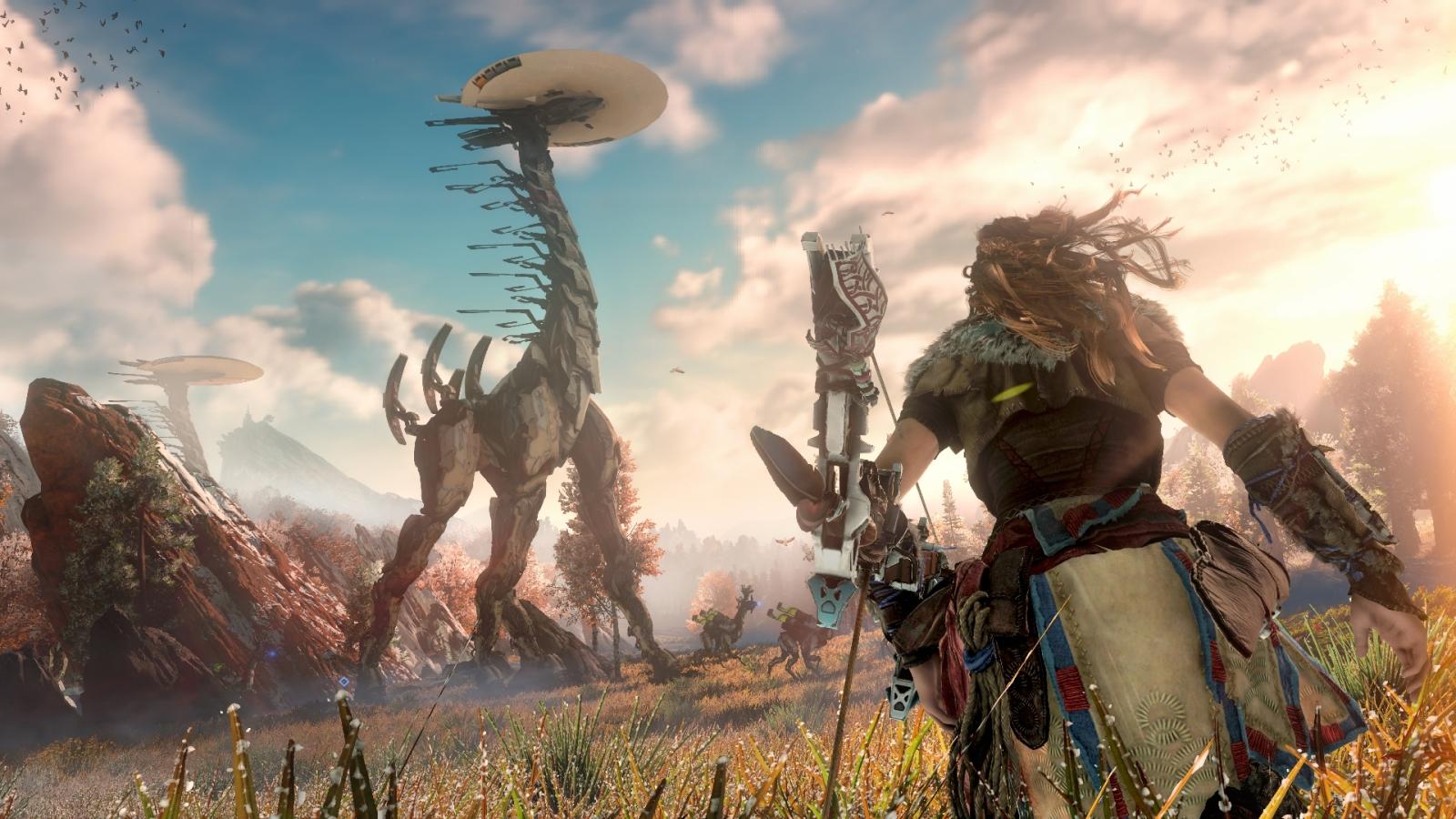 Horizon Zero Dawn произвела «огромное впечатление» на сорежиссёра ремейка Final Fantasy VII