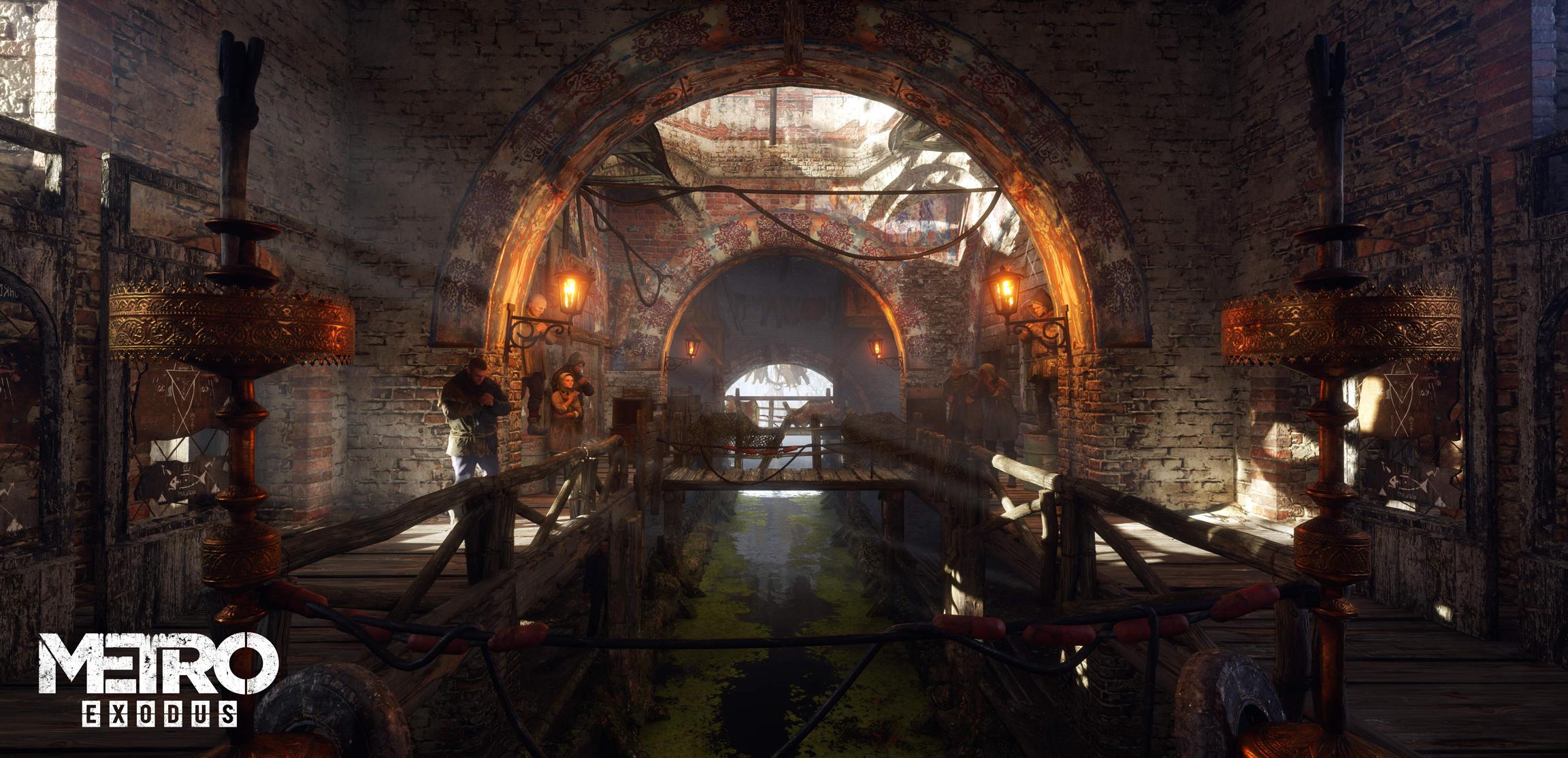 Разработчики Metro Exodus выпустят расширенное издание игры с улучшенной трассировкой лучей