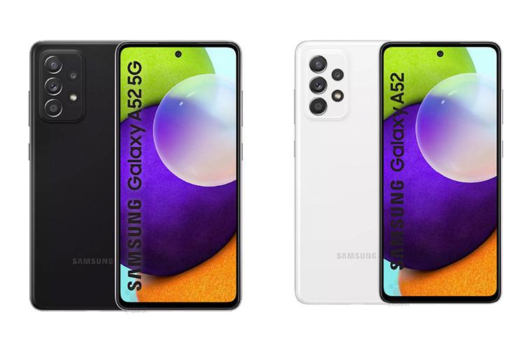 Выяснились характеристики среднебюджетных смартфонов Samsung Galaxy A52 и Galaxy A52 5G
