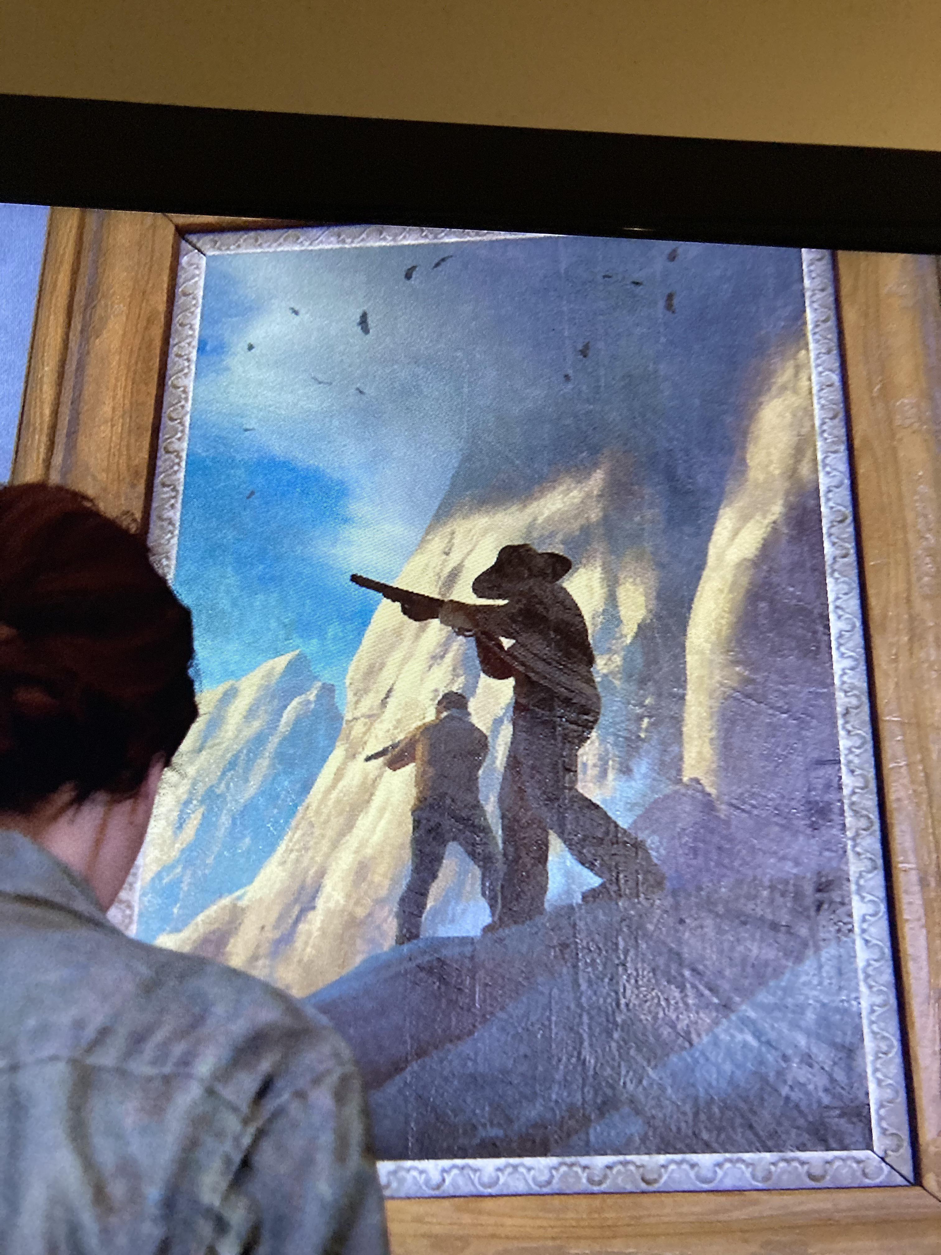 Игрок обнаружил в The Last of Us Part II любопытную отсылку к Uncharted 2: Among Thieves