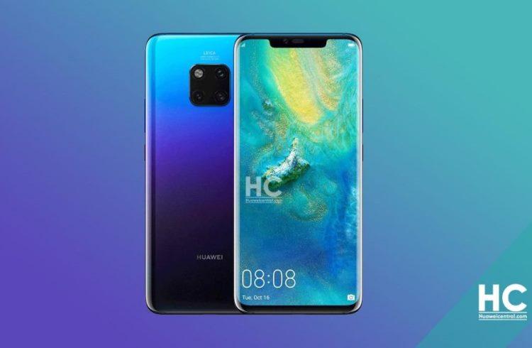 Смартфоны Huawei Mate 20 получат стабильную версию EMUI 11 в марте этого года