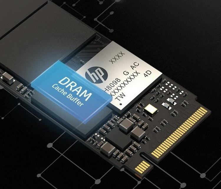 В России появились NVMe-накопители серии HP EX900Pro объёмом до 1 Тбайт