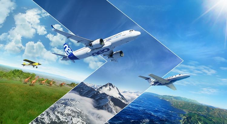 Для Microsoft Flight Simulator вышло обновление, посвящённое Великобритании и Ирландии
