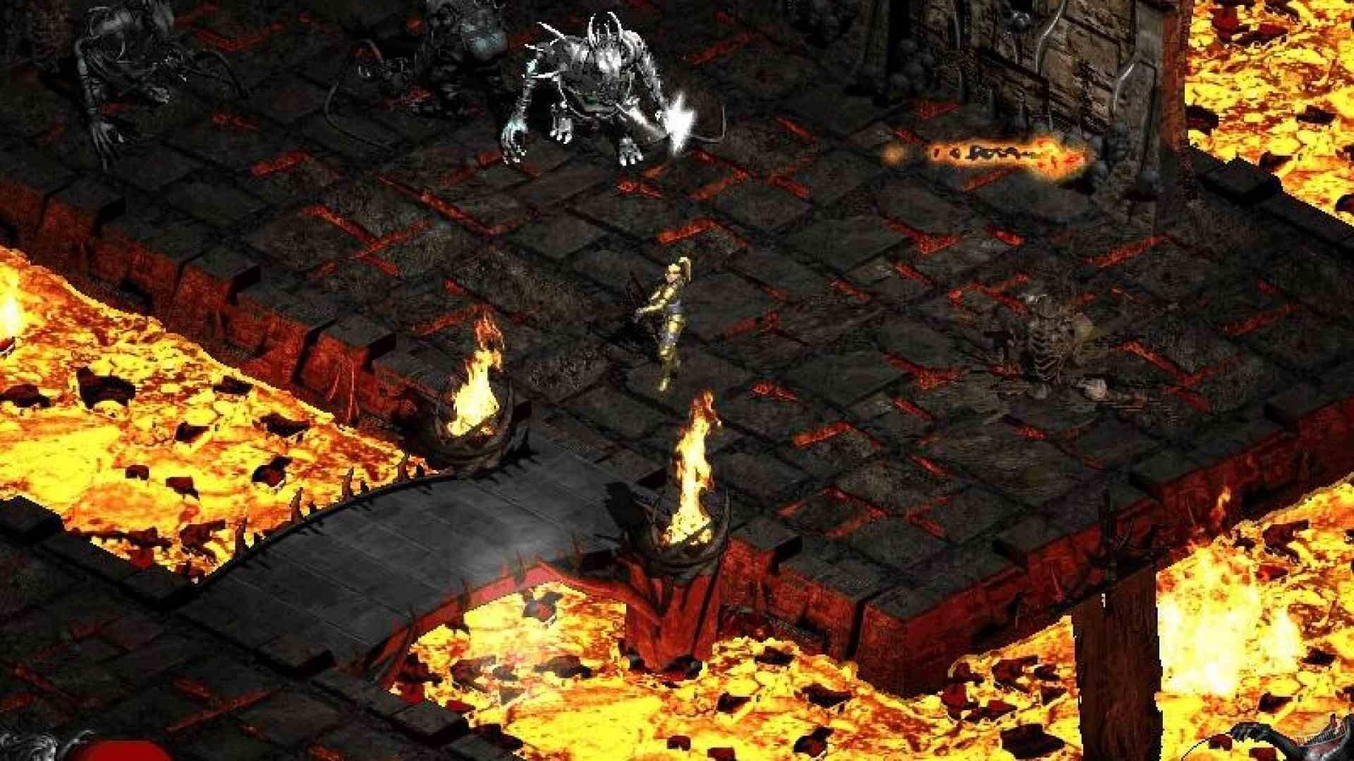Слухи: Blizzard представит ремастер Diablo II на предстоящей BlizzCon Online