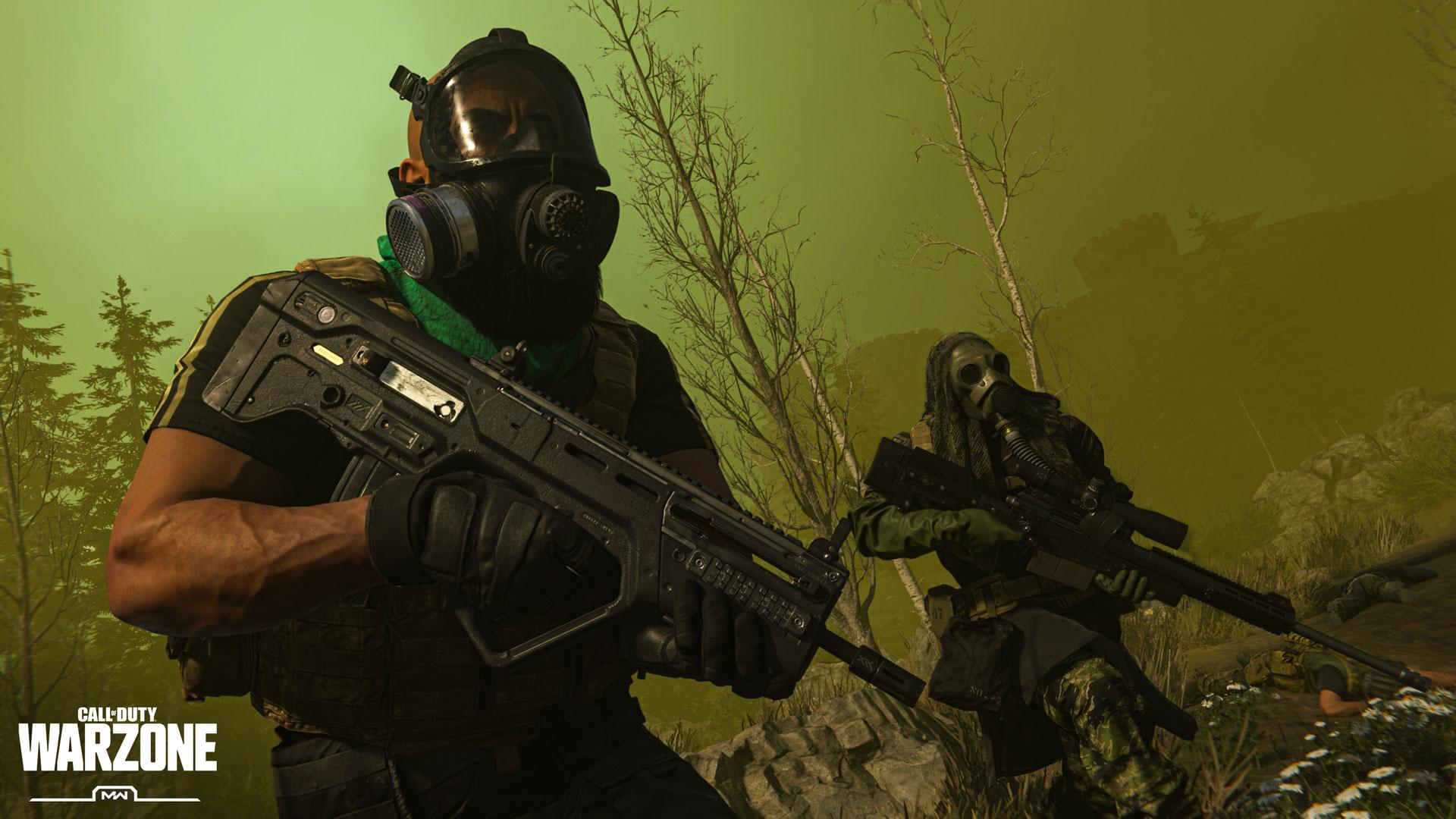 В Call of Duty: Warzone нашли новый баг — он позволяет видеть конкретного игрока через стены