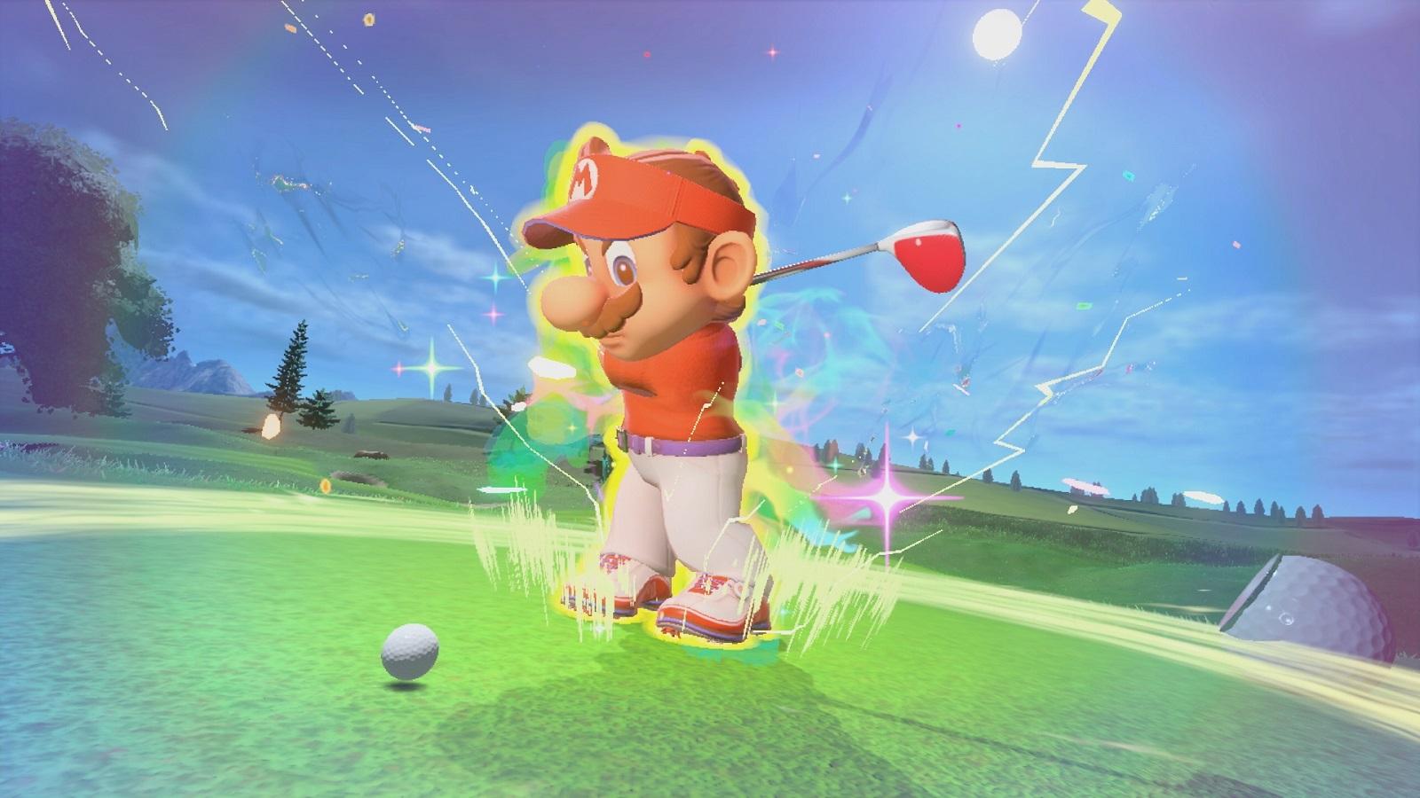 Видео: основные особенности и аркадный гольф в дебютном трейлере Mario Golf: Super Rush для Switch