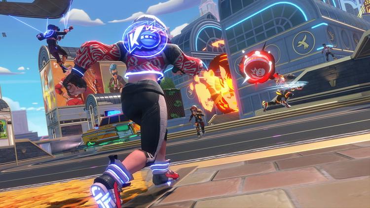 Сетевые вышибалы: EA анонсировала онлайн-экшен Knockout City