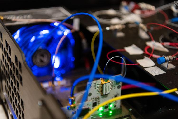 Российские учёные установили новый мировой рекорд в области квантовой криптографии