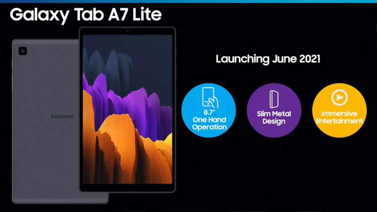 Samsung готовит сразу несколько доступных планшетов серии Galaxy Tab Lite