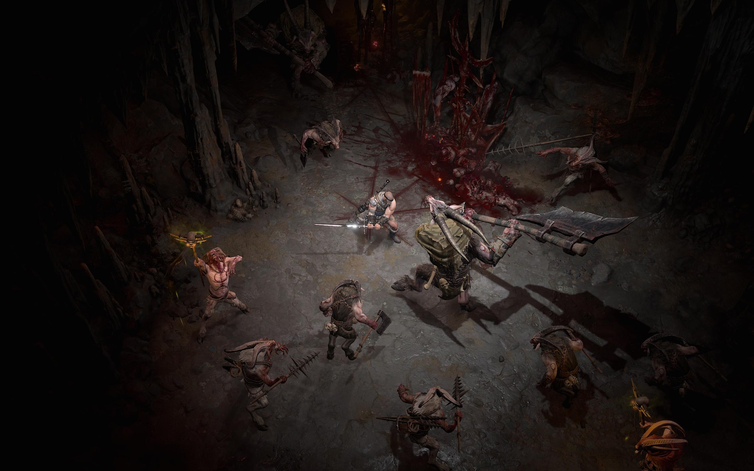 Слухи: ремастер Diablo II воссоздан с нуля на новом движке, а в Diablo IV появится класс разбойник