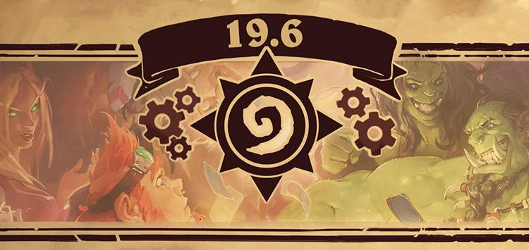 Hearthstone получила обновление 19.6, а вскоре в игре начнётся год Грифона