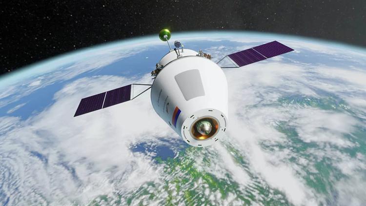 В текущем году начнётся отработка парашютной системы корабля «Орёл»