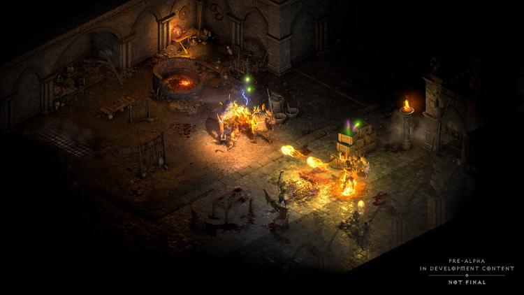 Системные требования Diablo II: Resurrected оказались далеки от оригинальной игры