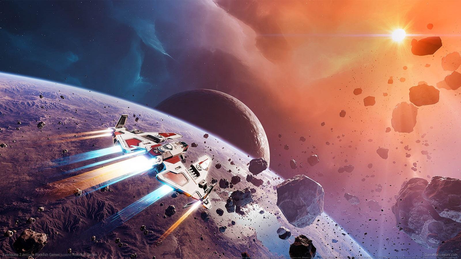 Разработчики Everspace 2 рассказали о планах на развитие игры в раннем доступе