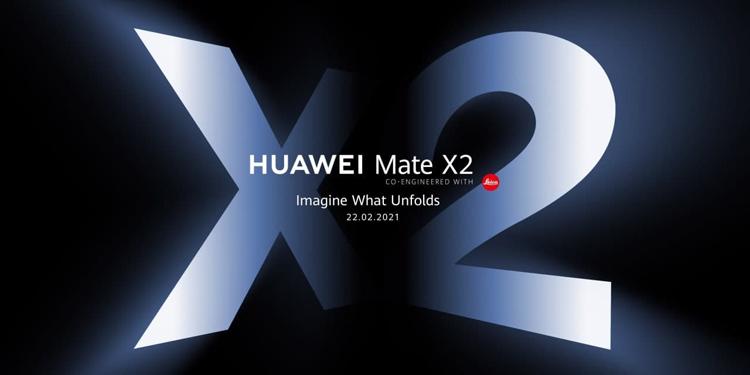 Складной смартфон Huawei Mate X2 уже забронировали 2,3 млн человек, анонс — сегодня