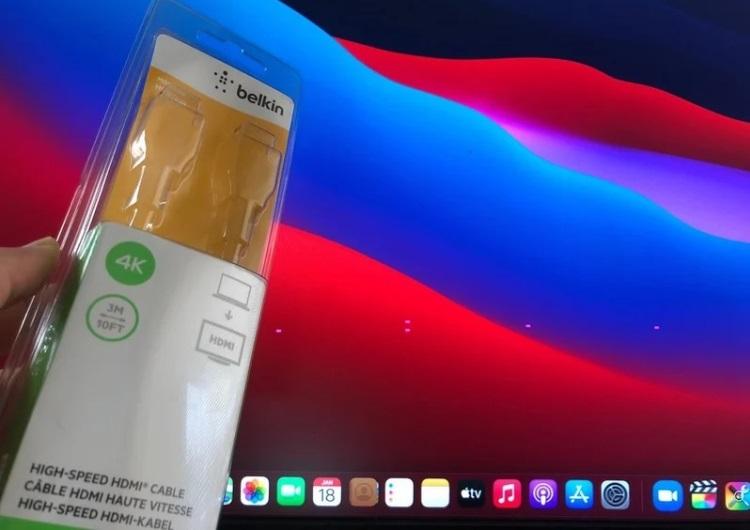 Проблема «розовых квадратов», которыми засоряют экран Mac mini с чипом M1, была признана Apple
