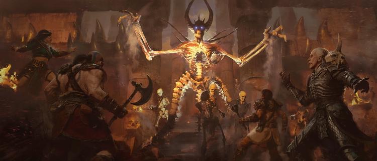 Это не Reforged: ремастер Diablo II не повлияет на возможность «ломать» оригинальную игру